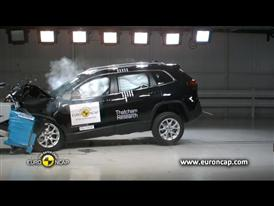 Jeep Cherokee - Crash Tests 2013