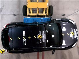 Renault Megane Hatch- Crash Tests 2014 - with captions