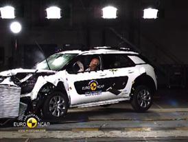 Citroën C4 Cactus - Crash Tests 2014 - with captions