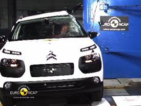 Citroën C4 Cactus - Crash Tests 2014