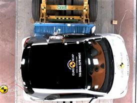 smart fortwo - Crash Tests 2014 - with captions