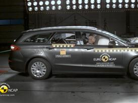Ford Mondeo - Crash Tests 2014