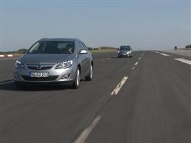 Opel Side Blind Spot Alert (SBSA)