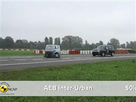 Jeep Renegade  - AEB Test 2014