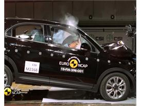 FIAT 500X - Crash Tests 2015