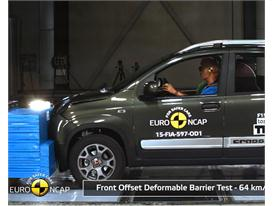 FIAT Panda Cross - Crash Tests 2015
