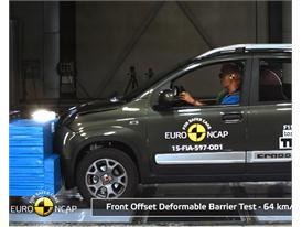 FIAT Panda Cross - Crash Tests 2015