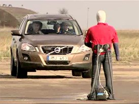Euro NCAP testing AEB pedestrian systems as of 2016