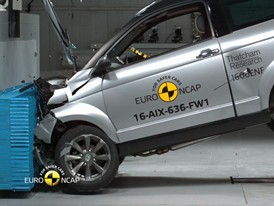 Aixam Crossover GTR Crash Test 2016