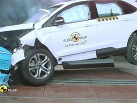 Ford Edge - Crash Tests 2016