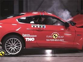 Ford Mustang - Crash Tests 2017