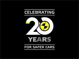 Euro NCAP 20 Years Clip