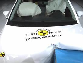 Seat Ibiza- Crash Tests 2017