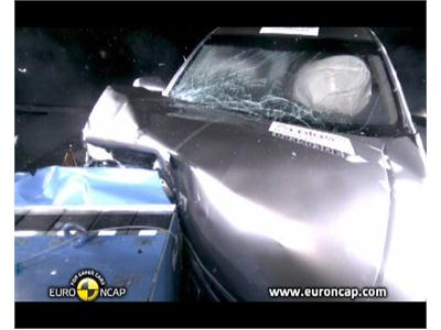 Honda Accord 2009 -  Euro NCAP Results 2009