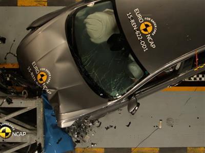 Renault Talisman  - Euro NCAP Results 2015