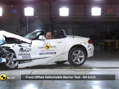 BMW Z4 - Euro NCAP Results 2015