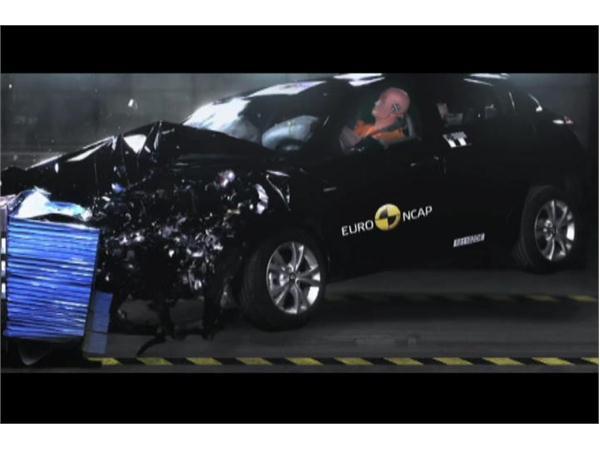 Euro NCAP Safer Car