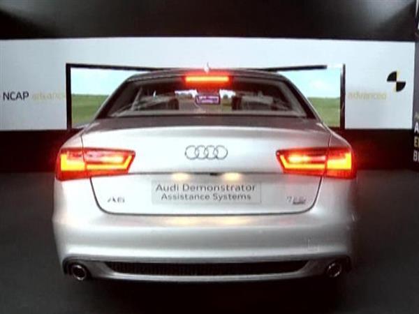 Euro NCAP AEB EVENT - highlight