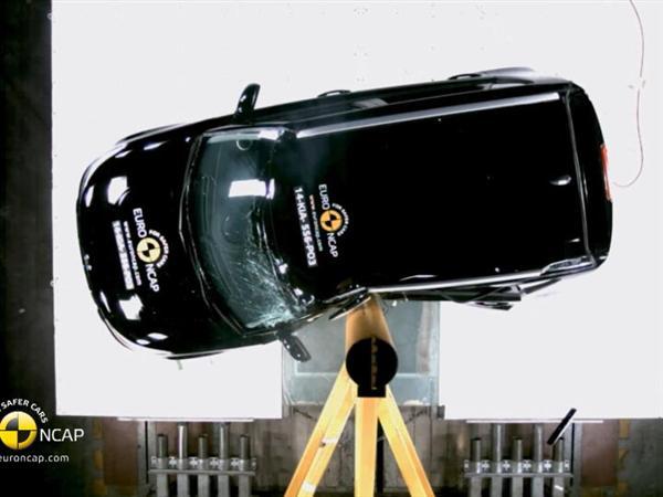 Kia Soul - Crash Tests 2014