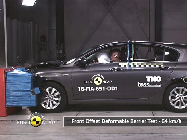 Fiat Tipo - Crash Tests 2016