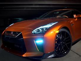B-Roll: 2017 Nissan GT-R (beauty and on-road)