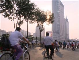 Cities Changing Diabetes: Tianjin