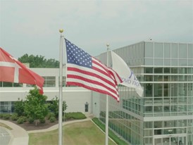 Novo Nordisk site in Clayton, US