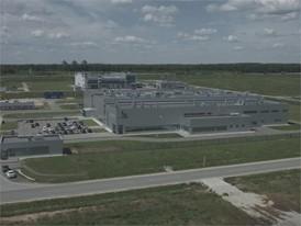 Novo Nordisk site in Kaluga, Russia