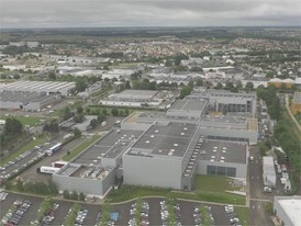 Novo Nordisk site in Chartres, France