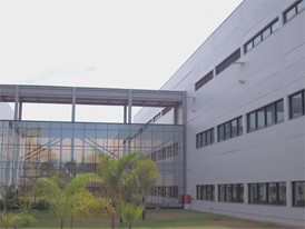 Novo Nordisk site in Montes Clares, Brazil