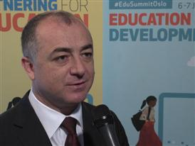 Interview with Lebanon's education minister Elias Bou Saab about the educational challenges in Lebanon.