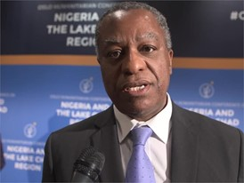 Interview Nigerian Minister of Foreign Affairs Geoffrey Onyema