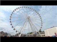"""An 80-Foot-Tall Helium Balloon, Tennessee's First """"Water Coaster"""" and the Great Smoky Mountain Ferris Wheel"""