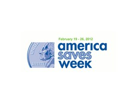 America Saves Week Logo