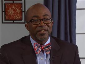 Alfred A. Edmond, Jr. discusses findings from the 2015-2016 African American Financial Experience Survey