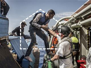 New PSA from Doctors Without Borders /Médecins Sans Frontières (MSF): 'Forced from Home' Campaign Raises Awareness of 65 Million Refugees Worldwide