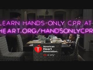 American Heart Association Keeps the Beat A Capella Style with CPR PSA