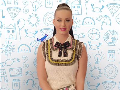 Katy Perry, Staples and DonorsChoose.org Unveil Public Service Announcement to Celebrate and Support Teachers Nationwide