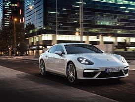 Turbo S E-Hybrid becomes the strongest model in the Panamera line