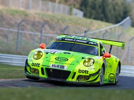 "Nürburgring 24 Hours: Nine works drivers and two Young Professionals take on the ""Green Hell"""