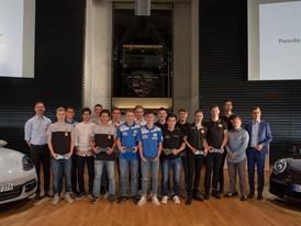 Porsche ehrt Nachwuchssportler bei der Nacht der Talente
