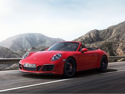 Dynamic, Comfortable and Efficient – The New Porsche 911 GTS Models