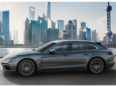Porsche celebrates five Asian Premieres
