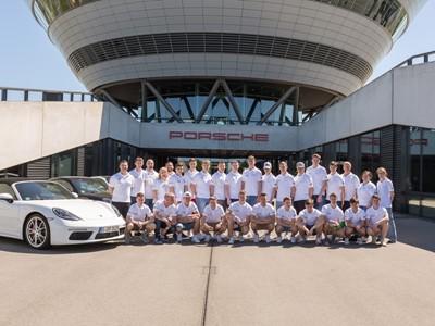 Porsche Nacht der Talente - Bietigheim Steelers