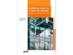 PwC FY 2013 Global Revenues Grow to US$32.1 billion