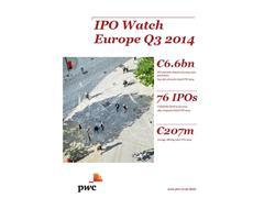Choppy outlook for European IPO market