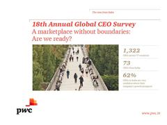 CEOs in India more confident about growth than global peers: PwC survey