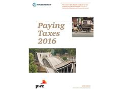 Ten years of global reductions in tax compliance burden for companies, increasingly driven by electronic reforms