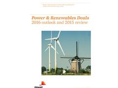 Momentum strong after landmark year for power and renewables M&A