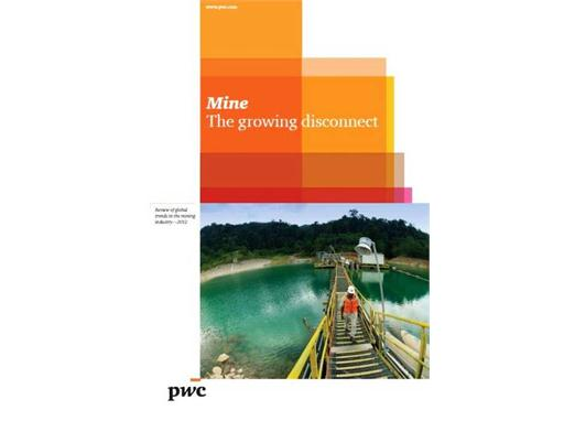 Mine: The growing disconnect (cover image)